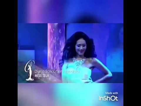 Miss Universe Honduras Crowning Moment