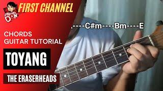 Baixar Toyang chords (Eraserheads) Beginners Guitar Tutorial