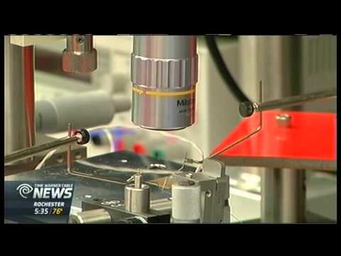 RIT on TV: RIT prepares students for photonics careers