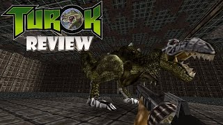 Turok: Dinosaur Hunter (Switch) Review (Video Game Video Review)