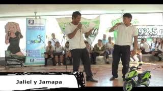Jaliel y Jamapa