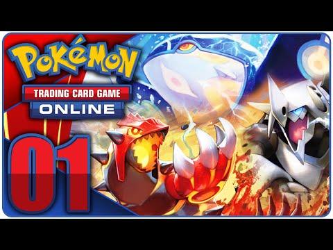 DIE SIND JA AUF KARTEN!! - Pokémon Trading Card Game Online - Part 1