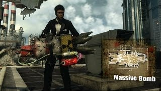 See Dead Rising 3's ultimate combo weapon kill 650 zombies