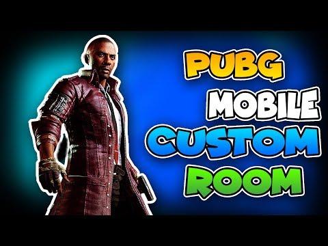 PUBG Mobile Tournament 🔴Live in Custom Room- ₹799 Google Play Redeem Card