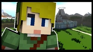 Minecraft Dreams - LEGEND OF ZELDA! [Part 1] | Custom Roleplay