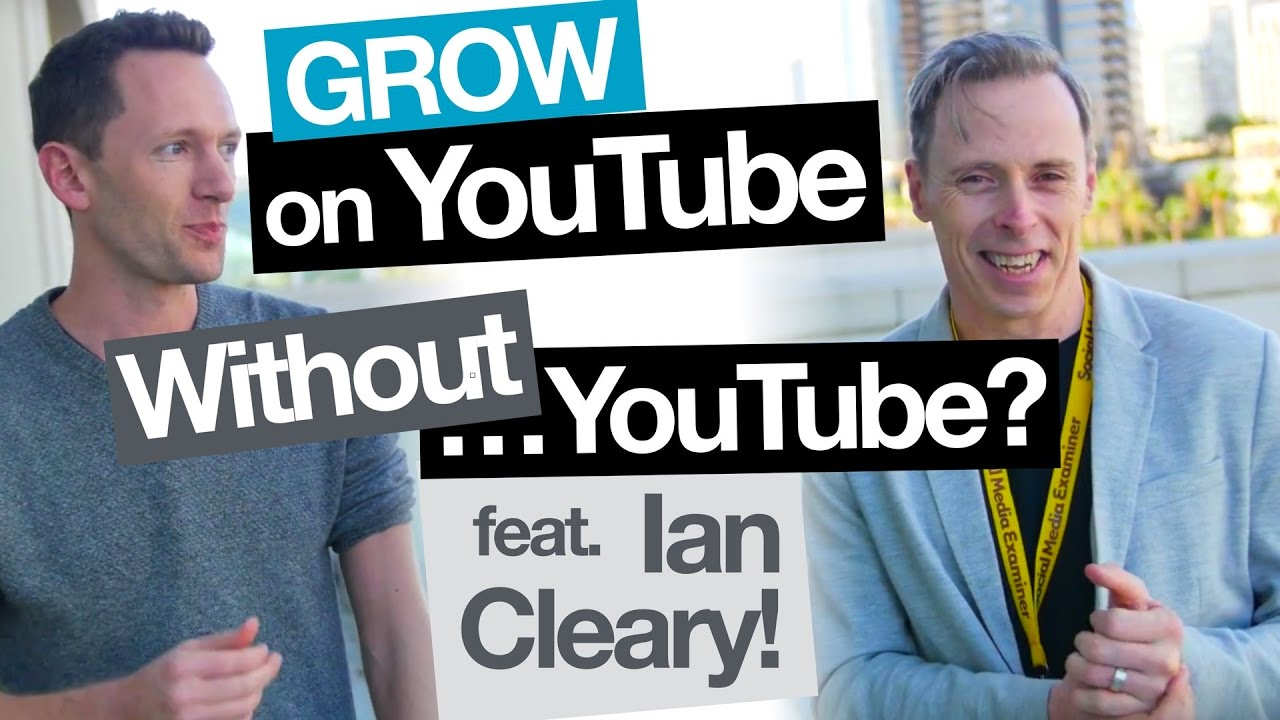 How To Drive Traffic On Youtube And Grow Your Channel! Feat Ian Cleary