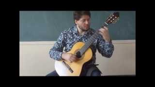 Chico Buarque - Valsinha - Arrangement Gilberto Stefan
