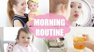 ❥ 47 - [ MORNING ROUTINE ] : MAMAN & BEBE 💖