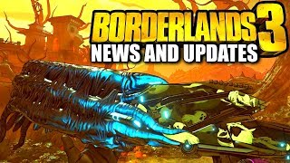 Borderlands 3 NEW Bloody Harvest Trailer & Anointed Drop Rate Buff!