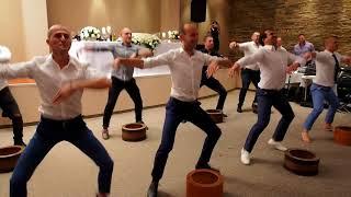 Bulgaria Wedding Dimitar&Vladislava (Shinici dance)