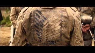 Атака Титанов. Фильм первый(2015)-Русский трейлер