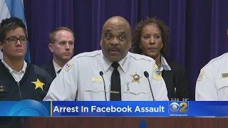 Arrest In Facebook Live Sex Assault Case