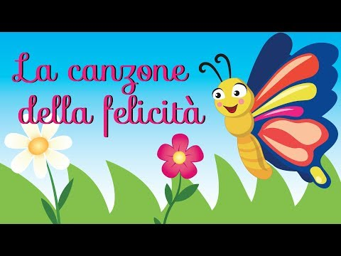 The Italian Song of Happiness | HD Children Songs & Nursery Rhymes by Music For Happy Kids