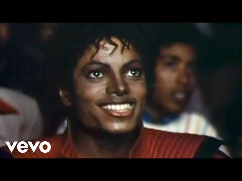 Michael Jackson - Thriller  Official Video  Poster