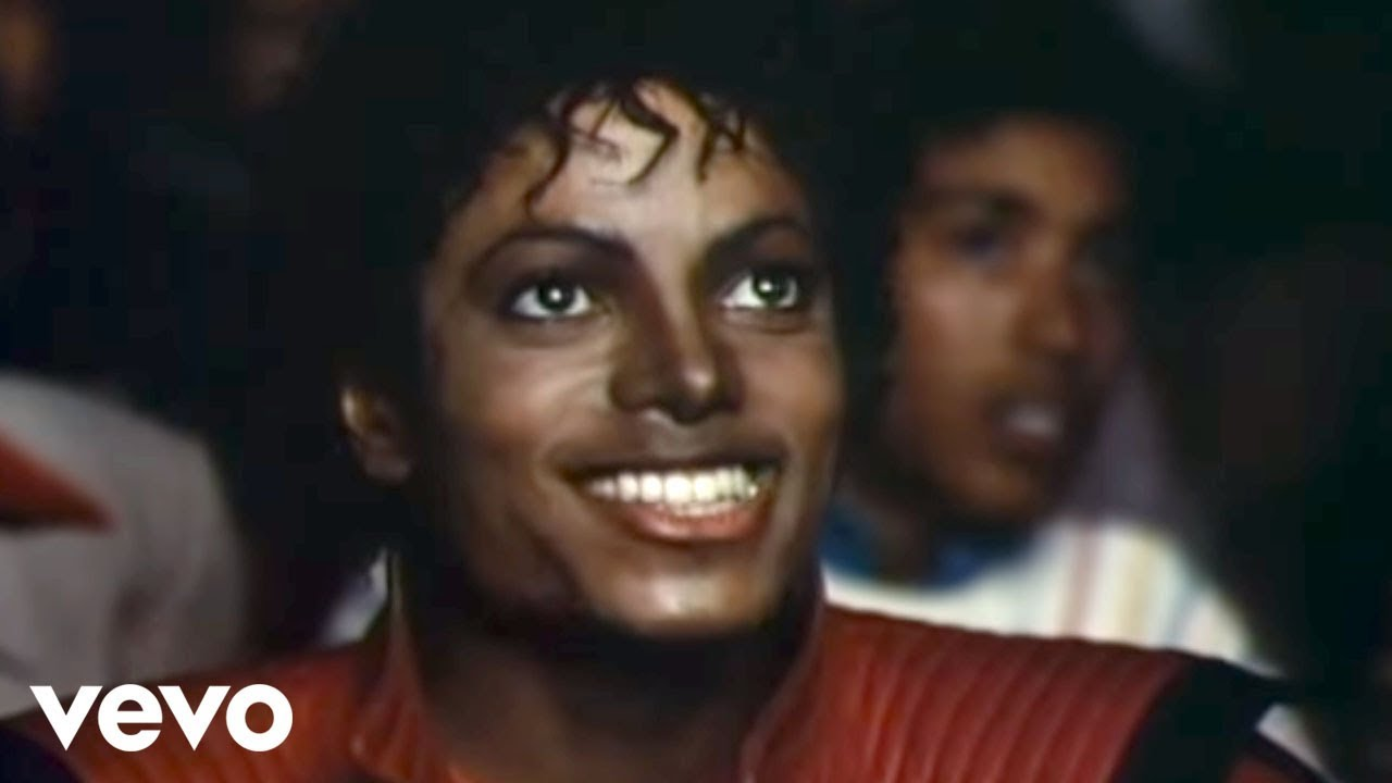 Michael Jackson - Thriller (Official Video) #1