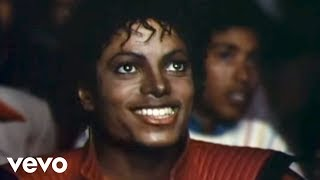 Michael Jackson - Thriller(Music video by Michael Jackson performing Thriller. (C) 1982 MJJ Productions Inc. #VEVOCertified on October 29, 2010. http://www.vevo.com/certified ..., 2009-10-03T06:51:49.000Z)