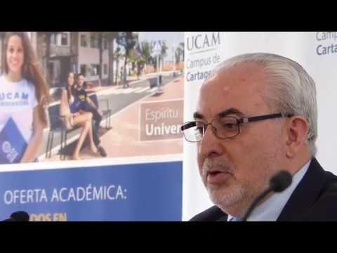 Campus UCAM Cartagena: José Luis Mendoza.1