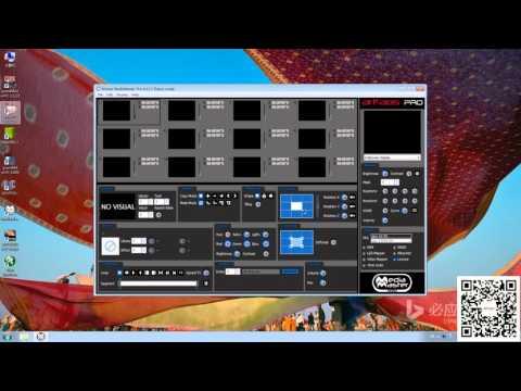 ArKaos MediaMaster connection grandMA2 onPC(MA2 agreement)