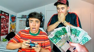 LE DOY 50€ POR KILL A AGUSTIN51 EN FORTNITE!! **MALA IDEA** [Shooter]