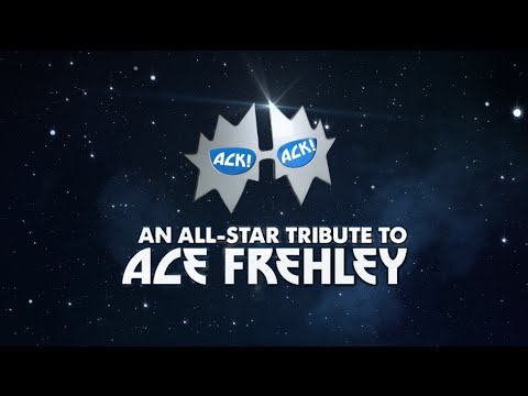ACK! A Tribute to our favorite Spaceman Ace Frehley