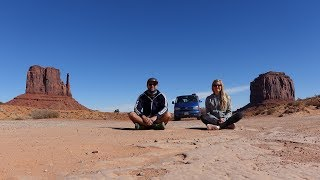 Vanlife in Arizona & Utah - unsere Highlights im Westen der USA - Weltreise VLOG 13