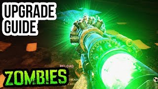 FINAL REICH TESLA GUN UPGRADE GUIDE & TUTORIAL!! (WW2 Zombies