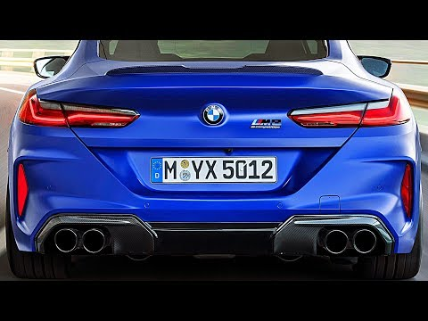 BMW M8 Competition (2020) Specs, Driving, Design