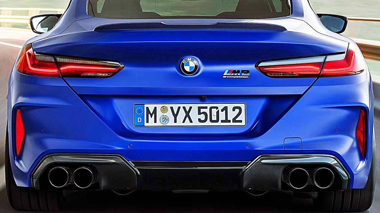 Bmw M8 Competition  2020  Specs  Driving  Design