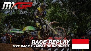 Download lagu MXGP of Indonesia 2019 - Replay MX2 Race 2 - #Motocross
