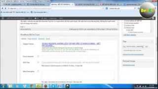 Cách đặt từ khóa và tag web
