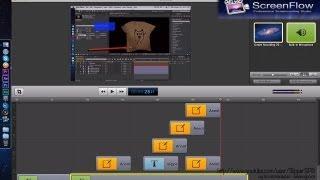 Как я записываю видеоуроки и монтирую видео. Обзор программы ScreenFlow. Захвата видео и звука