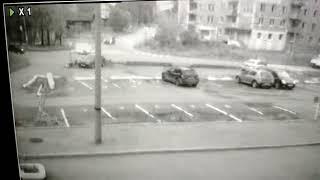 Погоня в Алапаевске 13.09.2017.