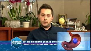 Op.Dr.Bilgehan SONBAHAR - Mide Balonu Nedir, Nasıl Yerleştirilir, Ne işe Yarar - TV8 Günaydın Doktor