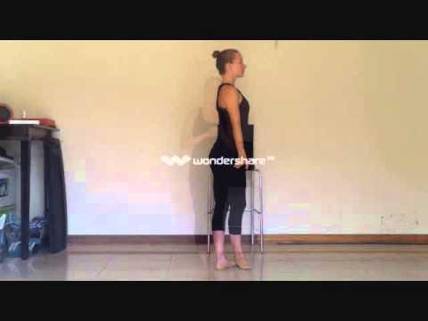 Beg. Ballet Tutorial Lesson 3 (BARRE)