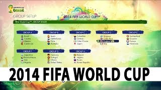 2014 FIFA World Cup Brazil - Gameplay - World Cup Mode