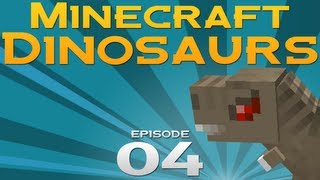 Minecraft Dinosaurs! - Episode 4