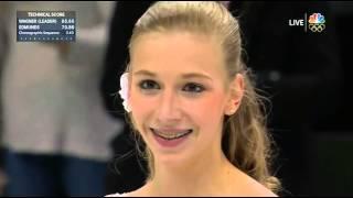 2016 全米フィギュアスケート選手権 女子フリー  ポリーナ・エドモンズ
