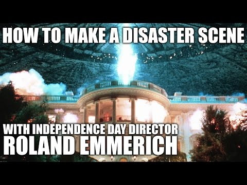 How To Make A Disaster Scene With Roland Emmerich - Exclusive Interview