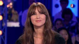 Monica Bellucci - On n'est pas couché 17 juin 2017 #ONPC