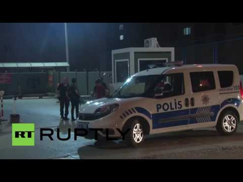 Turkey: NATO's Incirlik airbase surrounded by 1,000s of Turkish forces for 'security check'