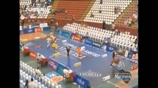 003 marinera en TRUJILLO 2015 01 23 semifinal infantes CANDELITA TRUJILLANA
