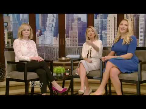 chelsea Handler interview Live With Kelly12 02 2016   co host Busy Philipps