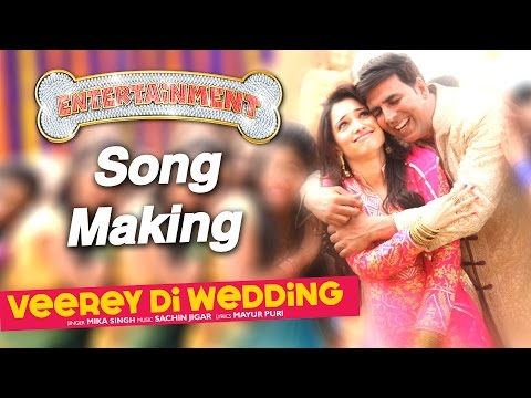 Veerey Di Wedding Song Making - Its...