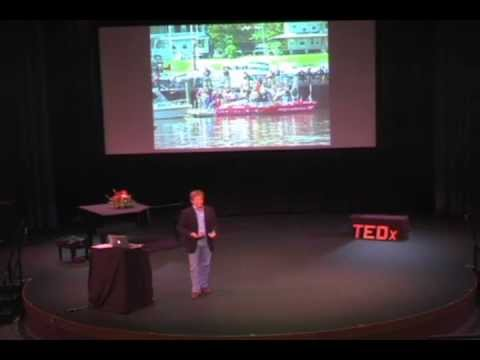 Rowing across oceans: Olly Hicks at TEDxCalicoCanyon
