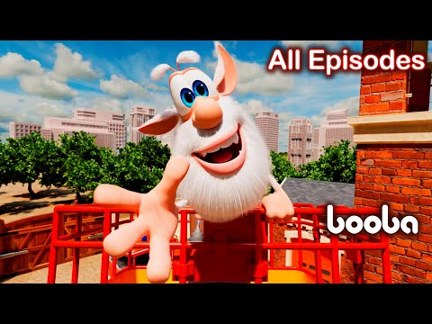 Booba All Episodes | Compilation 62 Funny Cartoons For Kids KEDOO ToonsTV