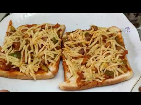how-to-make-plain-bread-pizza