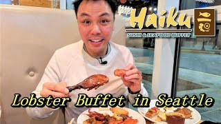 Lobster and Seafood Buffet in Seattle - @ Haiku Buffet