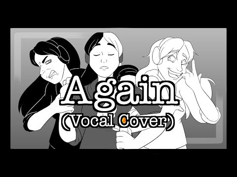 VOCALOID - Again by Crusher-P (Vocal Cover)