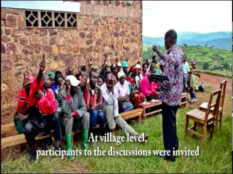 Barriers to women's land rights in Rwanda   11 9 2014   YOU TUBE