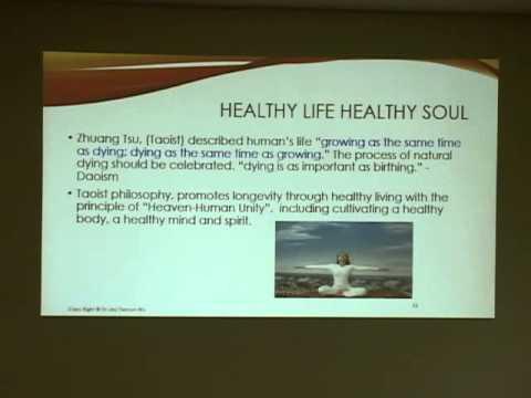 Conscious Healthy Death Workshop Part 1